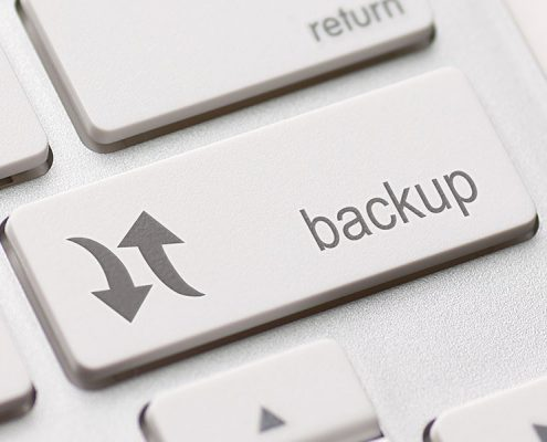 beXam backup